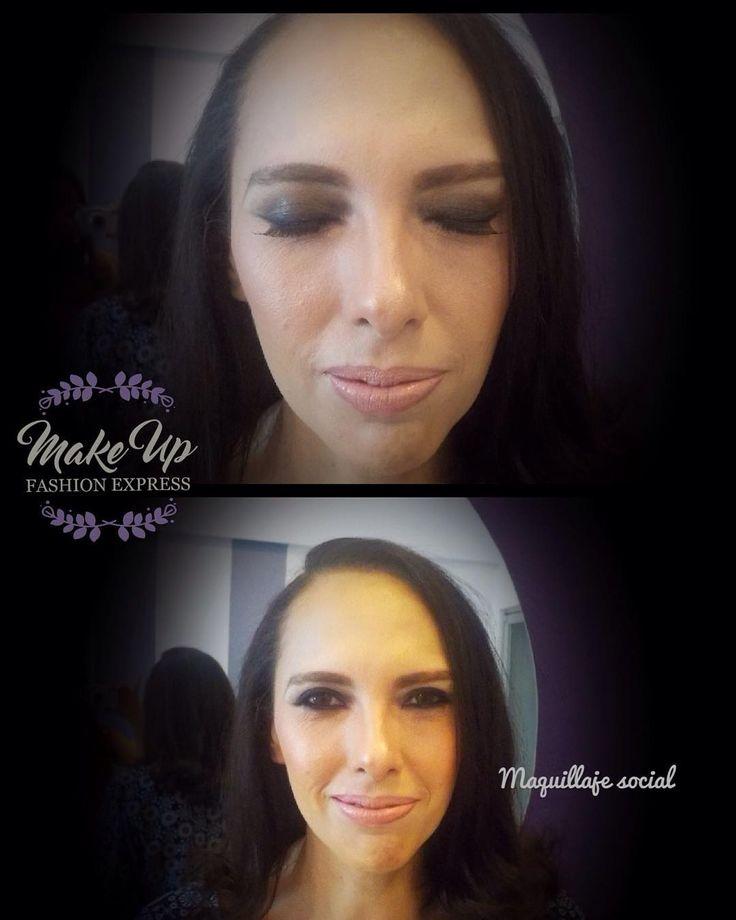 Maquillaje social citas disponibles este fin de semana 31090763 #maquillaje #maquillajesocial #peinados#altopeinado#makeup#maquillajequinceañera # maquillajenovia #peinadoexpress#rizadodepestaña #extensiondepestaña #uñas #uñasdecoradas #gelish #esmalteengel#manicure #pedicure #bridemakeup #jessicagarciamakeup #makeupartist #makeupfashionexpress #belleza #graduacion by makeupfashionexpress