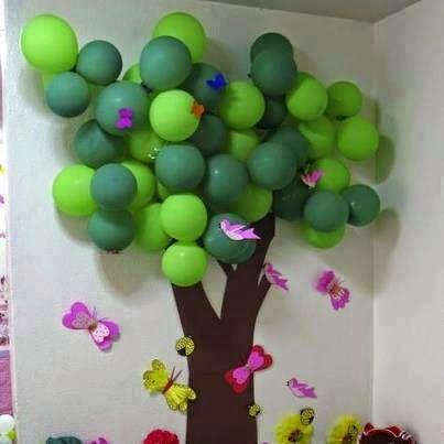 No dia 21 de Setembro é comemorado o dia da árvore  e como sugestão mostramos esses belos exemplos de painéis para serem feitos nessa data. ...