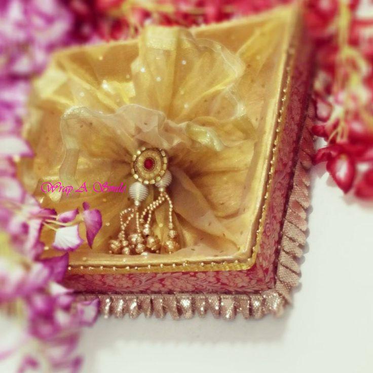 Pretty box bag