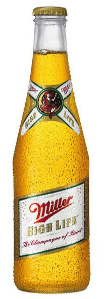 Miller High Life. The Champagne of Beer