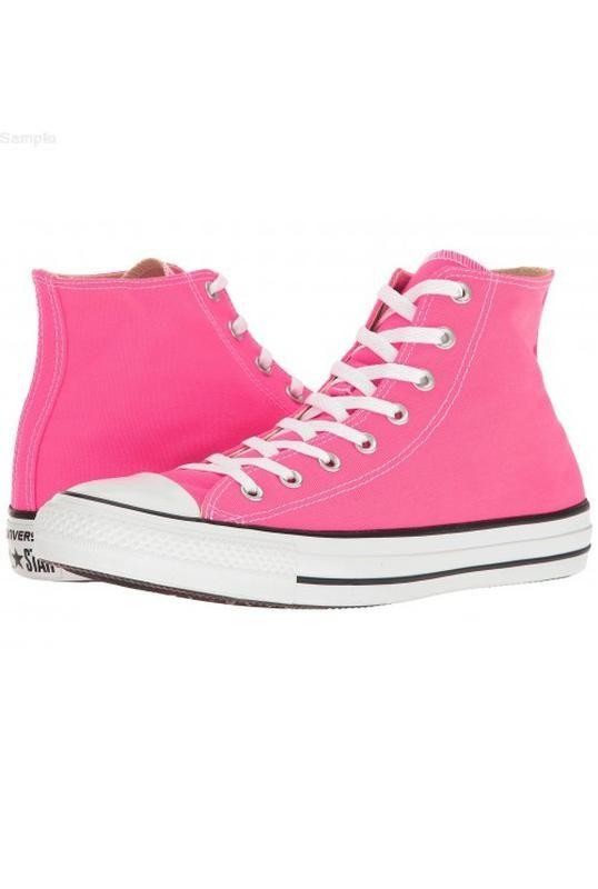 01bda7ce Converse chuck taylor all star розовые высокие кеды хайтопы конверс унисекс оригинал  Converse, #10422128, Цвета: Розовый, Ра… | Обувь | Conve…