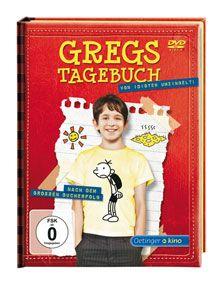 Gregs Tagebuch - Von Idioten umzingelt (DVD) - Jeff Kinney (ab 10 Jahren)