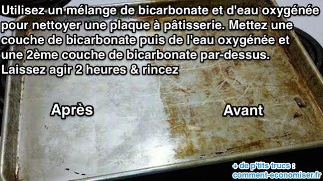 Comment nettoyer facilement une plaque à pâtisserie