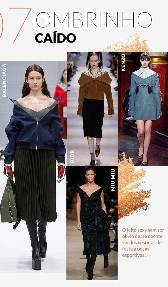 """Fico com saudades das fashion weeks assim que elas acabam, mas confesso que aí vem um momento que eu amooo também: nosso balanço de tendências! Não é à toa que Paris fecha o circuito: parece que lá """"passamos a limpo"""" toda a avalanche de informação de moda das últimas semanas; das coleções mais comerciais de …"""