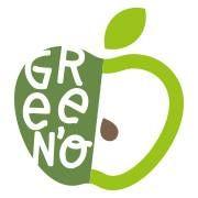 sok tłoczony green'o - logo