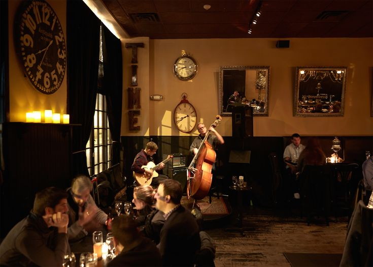 Dinner and a show top restaurants with live music in - Living room cafe menu philadelphia ...