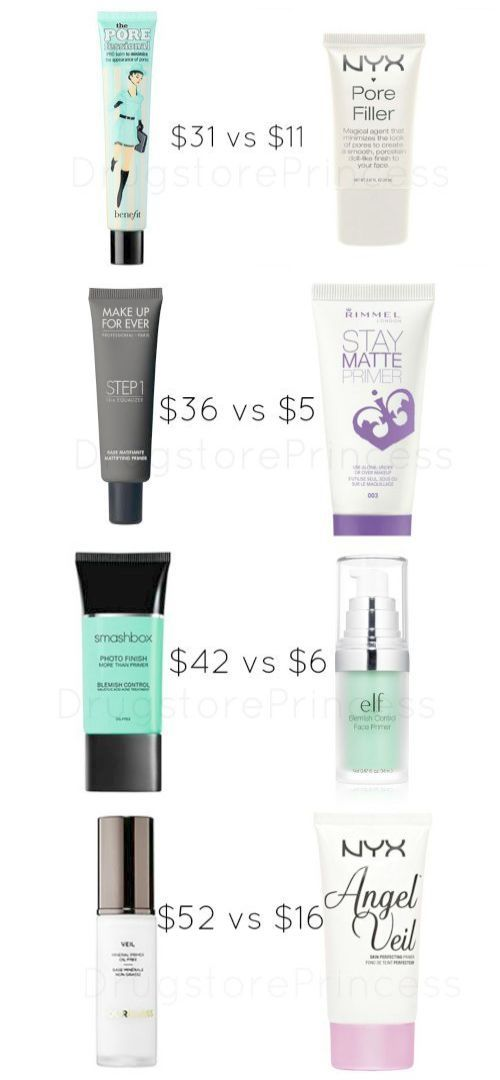 Non Comedogenic Makeup Brands Sephora Dupe For High End Makeup 2016