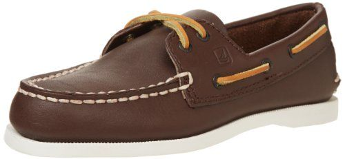 Sperry Top-Sider A/O Loafer, Brown Leather, 3.5M US Big Kid Sperry Top-Sider,http://www.amazon.com/dp/B004BA587A/ref=cm_sw_r_pi_dp_mUqcsb0XENJ6CQER