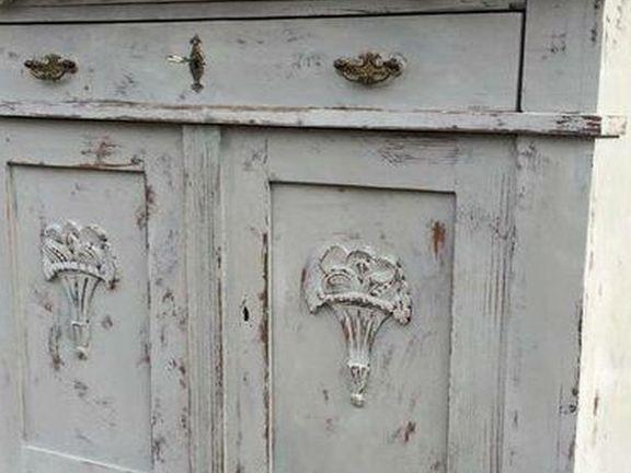 oude meubels opknappen met annie sloan chalk paint