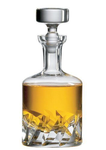 Ravenscroft Crystal Beveled Blade Decanter by Ravenscroft Crystal. $138.99. Elegant yet functional decanter. Elegantly gift boxed. Lead-free crystal. The Ravenscroft Beveled Blade is a massive hand cut gem. This is the perfect old world spirits decanter. It will dazzle the most discriminating enthusiast. Brilliant lead-free crystal, hand cut, in by old world European craftsmen. Ravenscroft Crystal Decanters are produced from expensive ancient mineral deposits that eli...