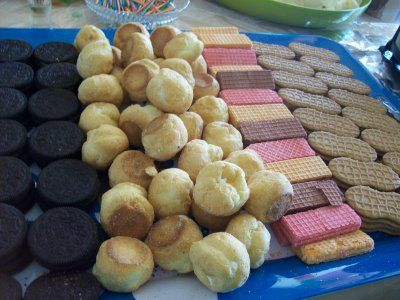 chocolate fountain dipping ideas - Google Search