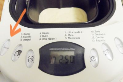 Cómo usar tu máquina de pan en 10 pasos!!