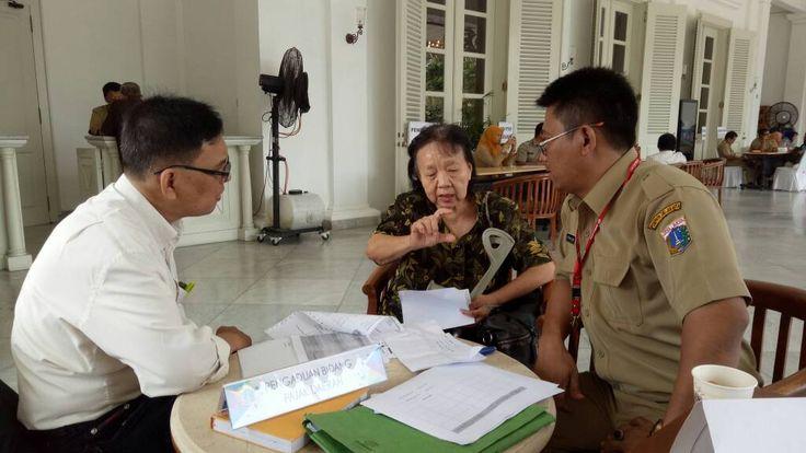 Pengaduan warga tentang pajak