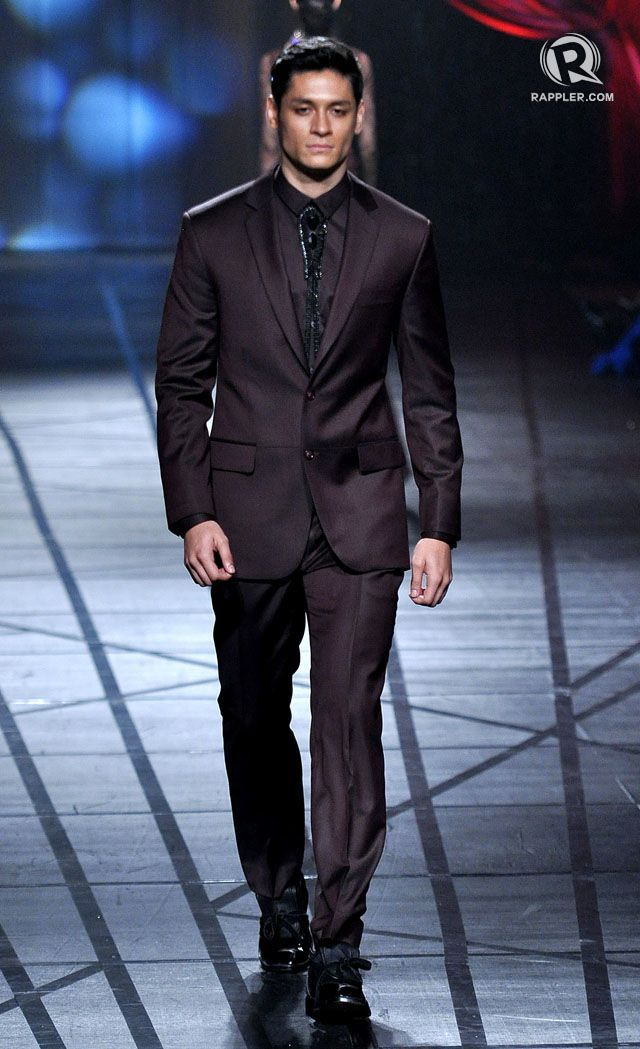 Hideo Muraoka men's fashion