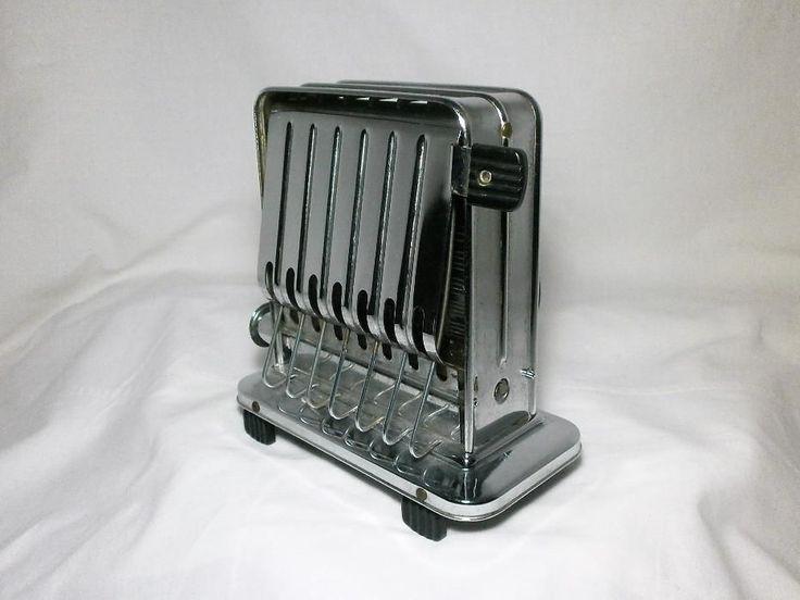 Toaster, prajitor paine Art Deco Scandinav, inox, crom, colectie cadou Iasi • OLX.ro
