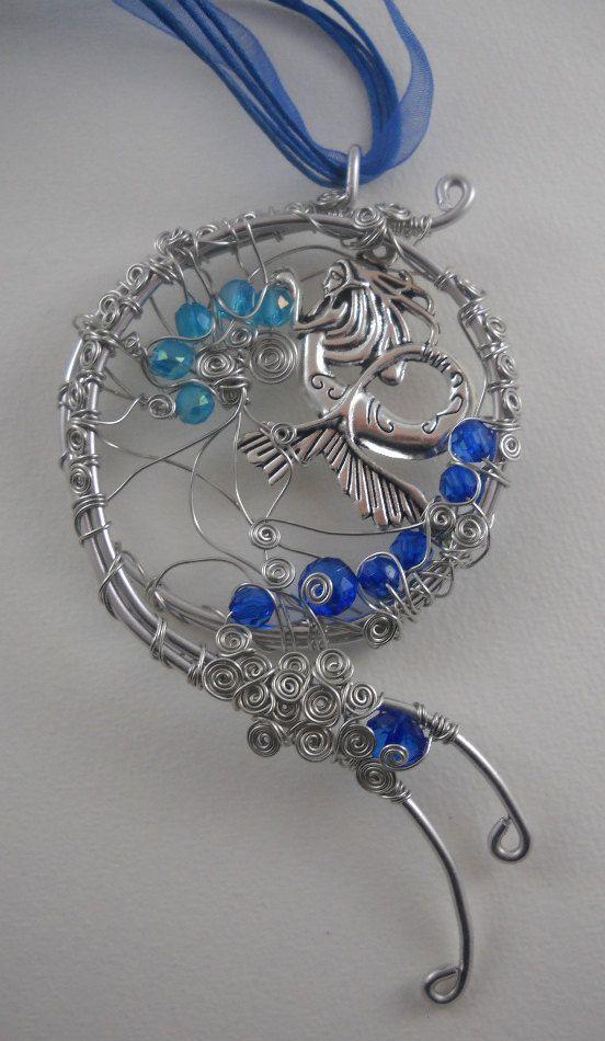 Collier MARIE-MORGANE Aluminium perles coton https://www.etsy.com/fr/listing/214108223/collier-marie-morgane-aluminium-perles?