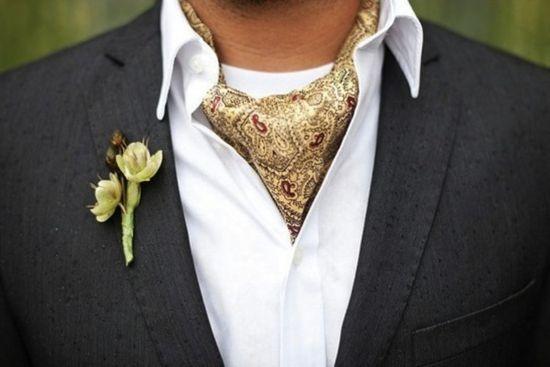 Modern cravat