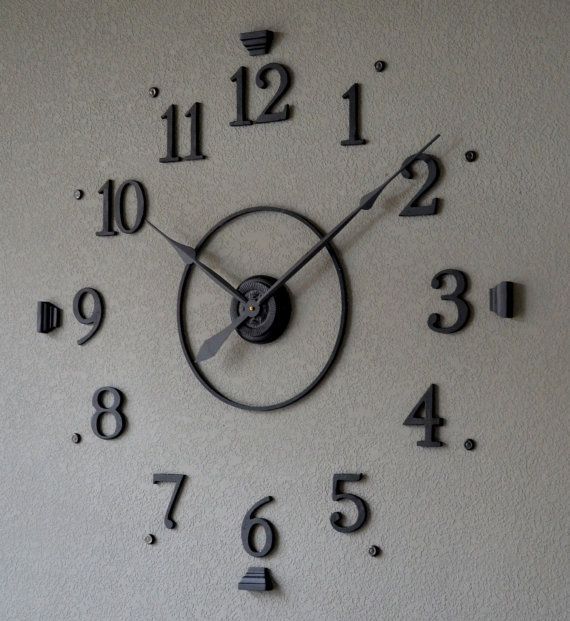 46 best Wall decor images on Pinterest Wall decor Diy clock and