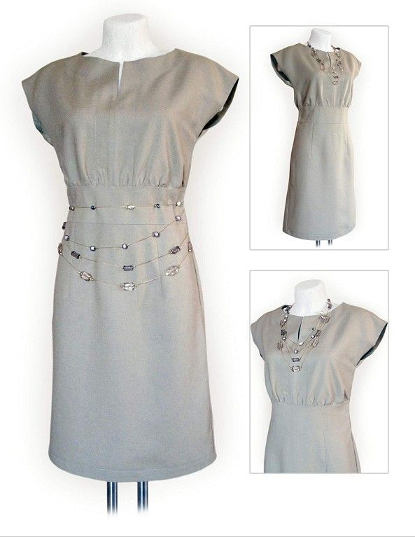 Robe Tunique. Patronn gratuit