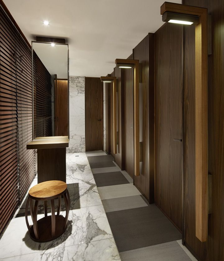 charme restaurant by golucci international design beijing china : architecture bathroom toilet