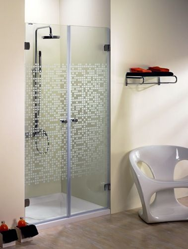 Fotos de mamparas para baños de aluminio19