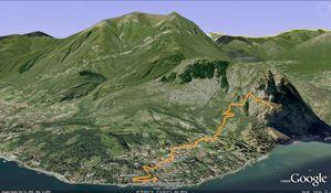 The Hike to San Martino (Grant - Lake Como / Lago di Como - San Martino)