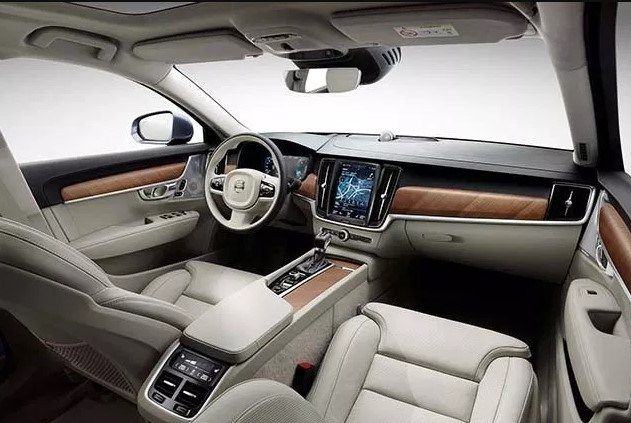 2020 Volvo Xc90 Preview Technology And Availability With Images