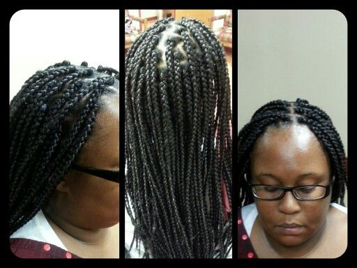 Long Block Plats Poetic Justice Braids Hair Styles