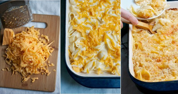 The Complete Guide to Making Mac and Cheese - FirstWeFeast.com