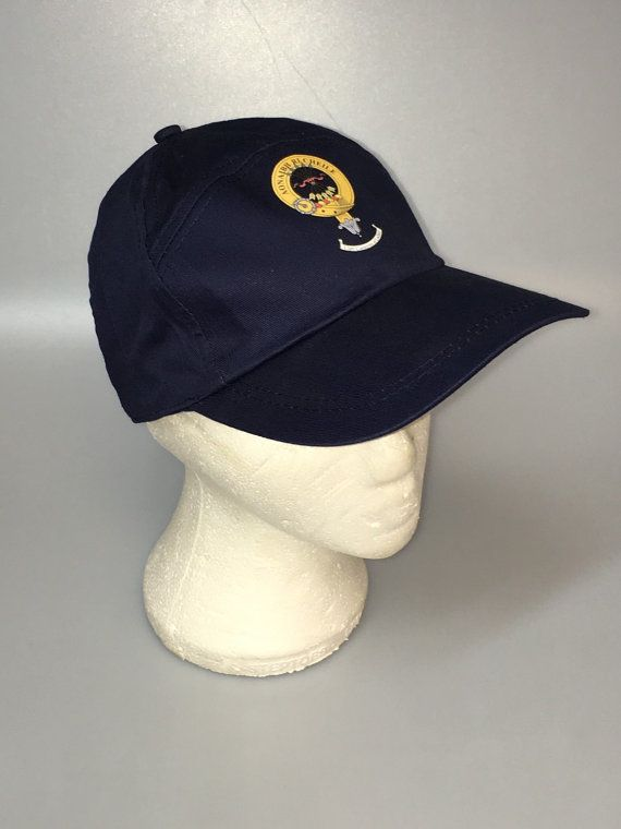 scotland baseball hat hats cotton size cap crest clan rugby