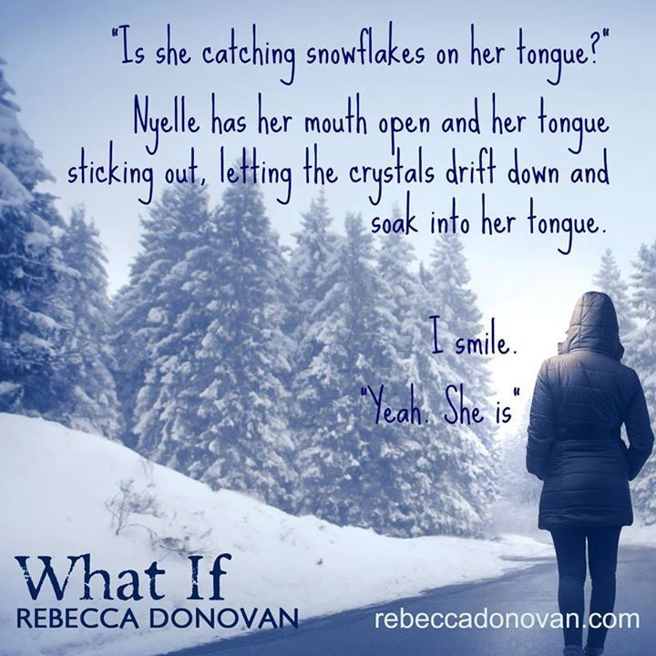 What if. Rebecca Donovan.: