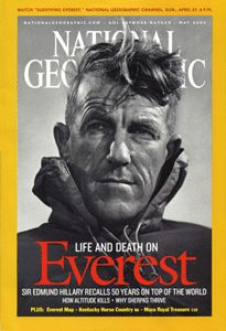 """Sir Edmund Hillary - First to conquer Mt. Everest. One of many wise quotes, he stated, """"It's not the mountain we conquer, but ourselves."""" Read more about this Incredible Man: www.achievement.o..."""