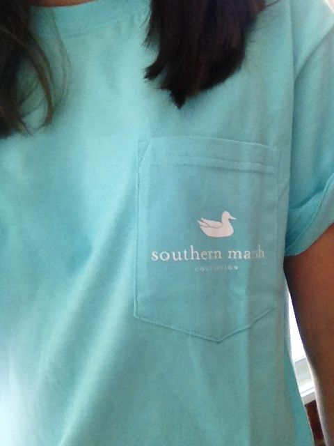 Outfit of the Day: Southern Marsh t-shirt.