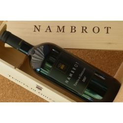 """Tenuta di Ghizzano"" Nambrot 2007 - MAGNUM - IGT Tuscany Red Wineproduced with grapes from organic agriculture"