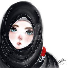 Image result for muslim teen doodle deviantart
