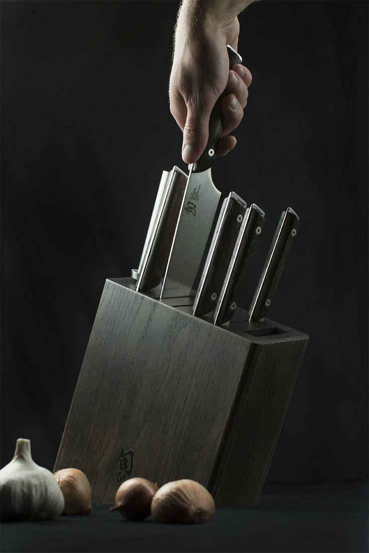 Win: A Stunning Shun Kanso Knife Set —Plus Bonus Knife! — Shun Cutlery