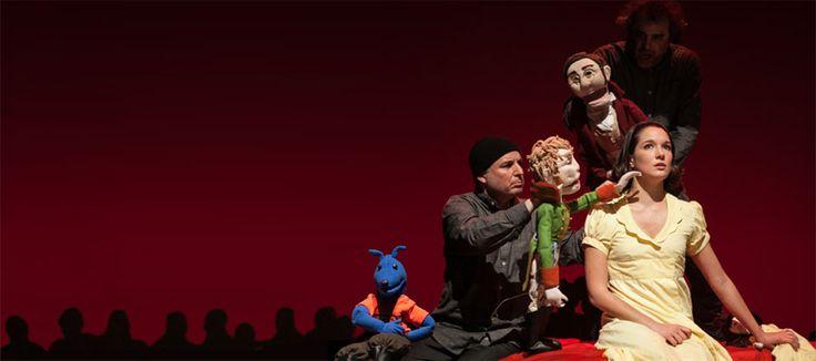 World Puppetry Festival, Charleville-Mezières | 18-27 September 2015