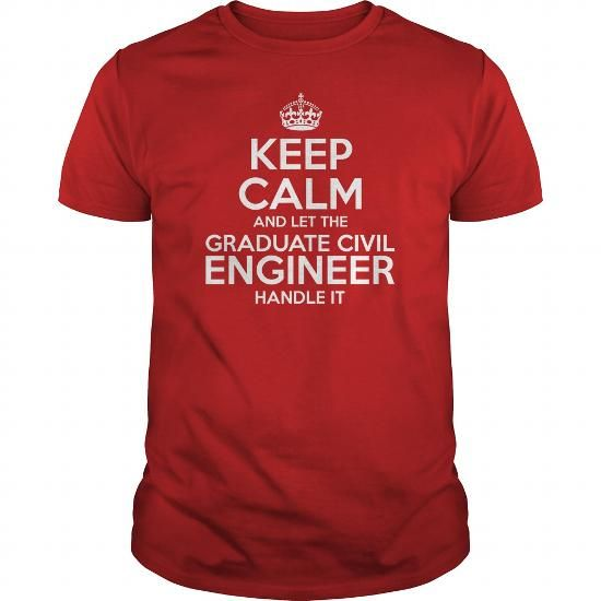 Awesome Tee For Graduate Civil Engineer T Shirts, Hoodie. Shopping Online Now…