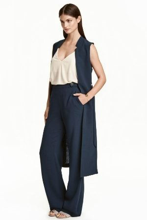 Pantalon ample de H&M
