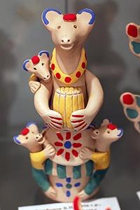 Hludnevo toy Хлудневская игрушка