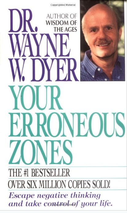 http://SelfGrowth4Ever.com What area erroneous zones?Erroneous zones - whole facets of your approach to life that act as barriers to your success and happiness. Dr. Wayne W. Dyer can now help you break free!