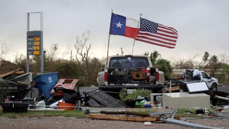 NFL Texans Patriots pledge $1M to Hurricane Harvey relief