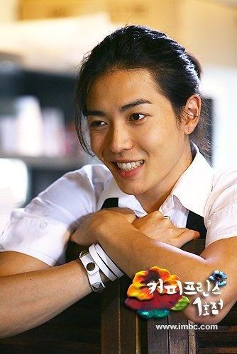 KIM JAE WOOK I fell in love with him in coffee prince !! Oh Sun-ki