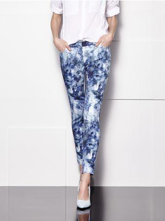 MOHITO - Spodnie rurki z kieszeniami