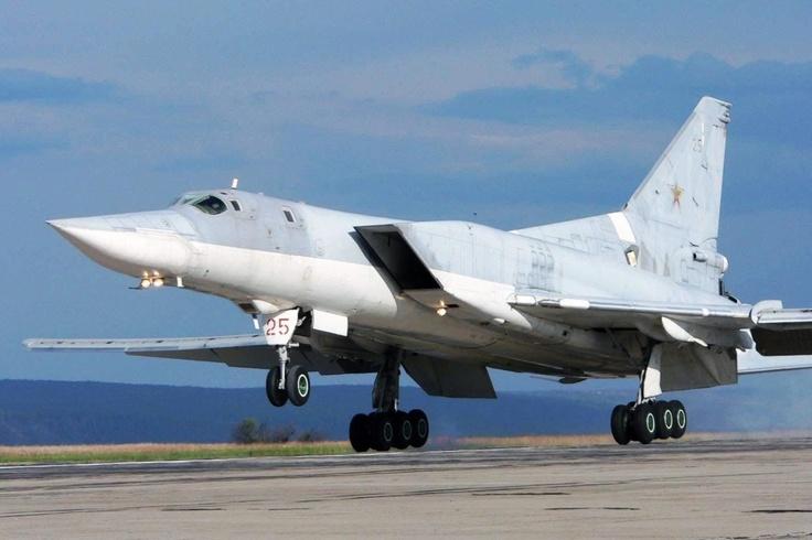 Tupolev Tu-22M/Tu-26 Backfire