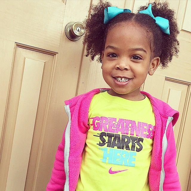 Meet my mid-week motivator, my sweet daughter, the ever