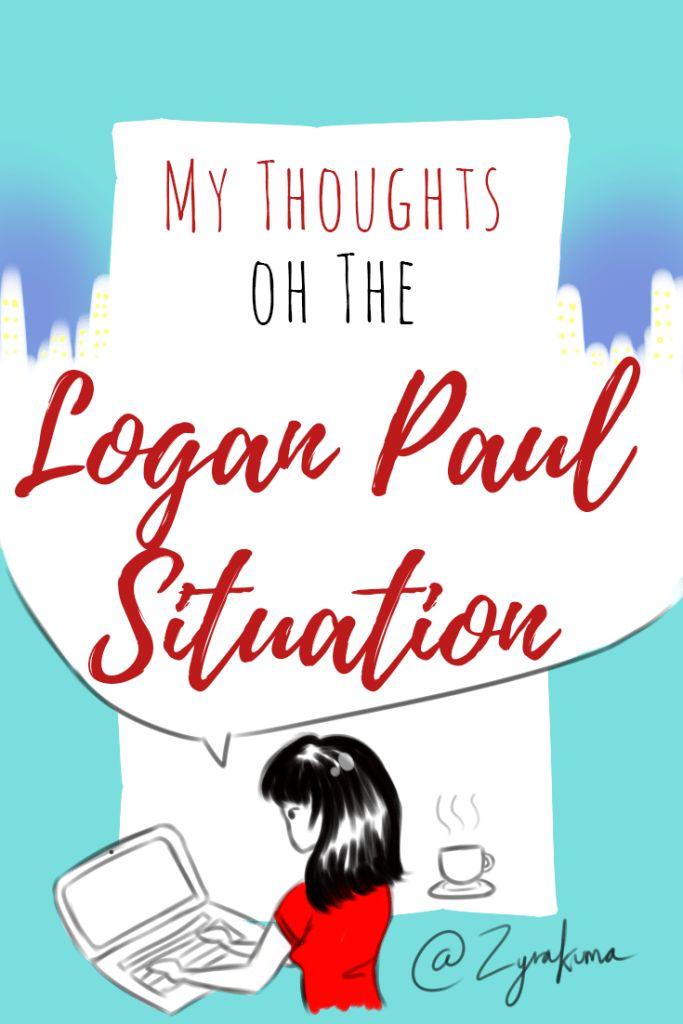 My Thoughts On The Logan Paul Situation | Mental Illness Issue #mentalhealth #loganpaul #mentalillness