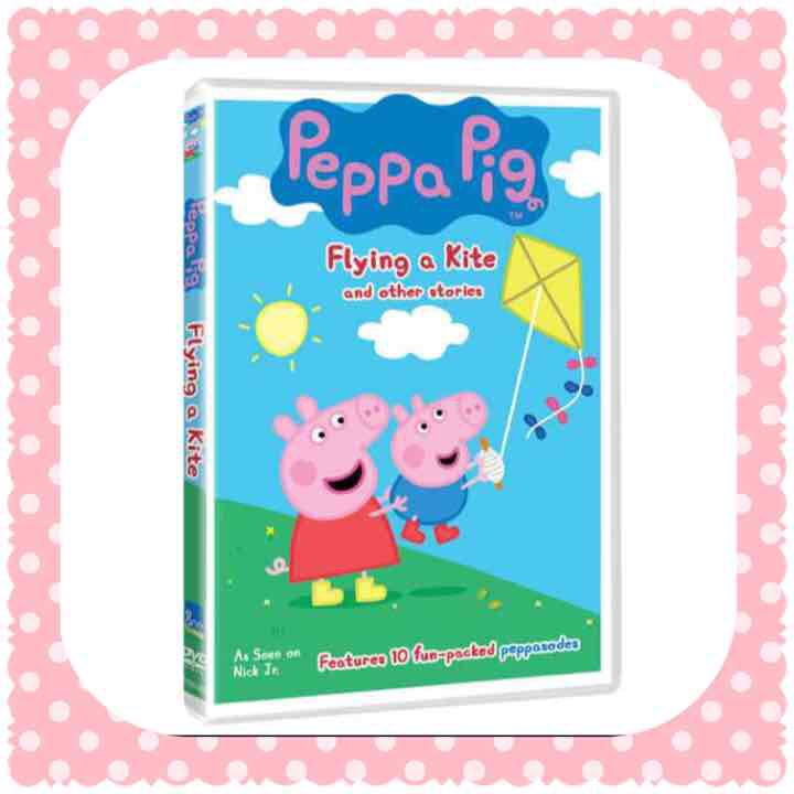 Peppa Pig DVD - New … ($20) is on sale on Mercari, check it out! https://item.mercari.com/gl/m205977475/