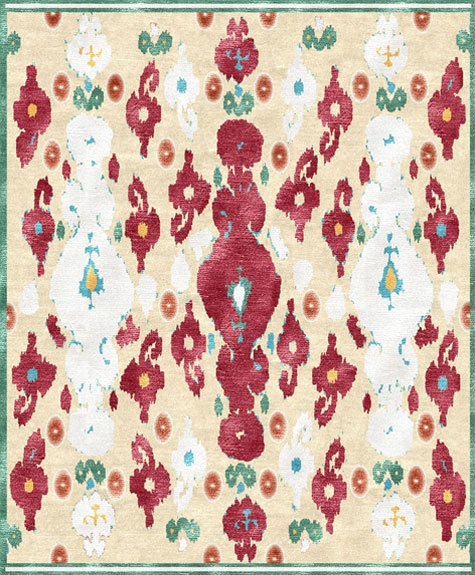 colorful rugs by custom cool rugs - Colorful Area Rugs