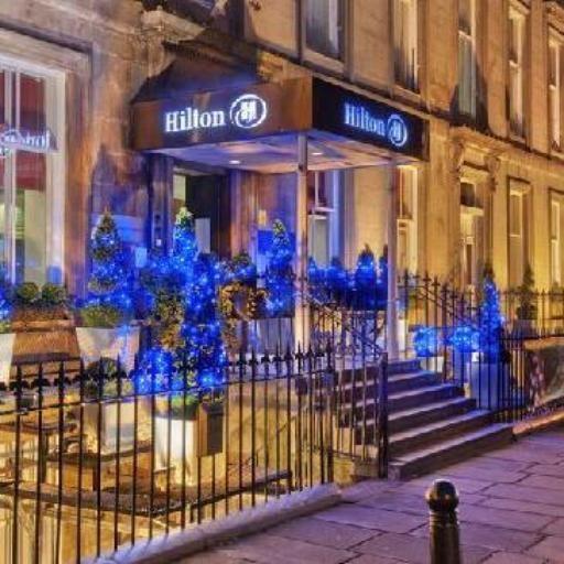 Best hotels in Edinburgh #viventeconnect